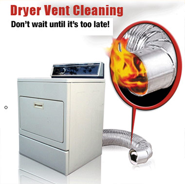 Dryer Vent Cleaning In Salt Lake City