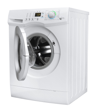 front-load automatic washer