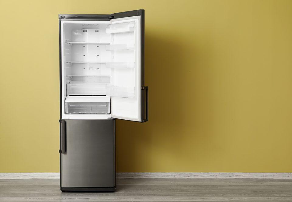 fridge freezer garage storage insulation