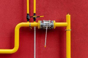 gas line appliances BTU
