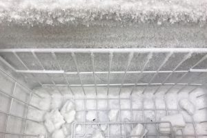 frost freezer user error causes